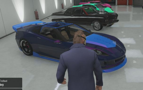GTA V Custom Paint Jobs - LOWBroWSiNG