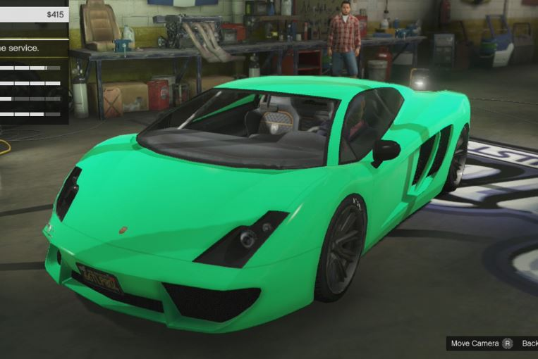 Pearlescent Car Paint >> GTA V Custom Paint Jobs - LOWBroWSiNG